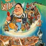 Affiche 2000 du Carnaval de Bailleul -