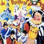 Affiche 2003 du Carnaval de Bailleul -