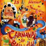 Affiche 2006 du Carnaval de Bailleul -