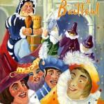 Affiche 2010 du Carnaval de Bailleul -