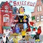 Affiche 2012 du Carnaval de Bailleul -
