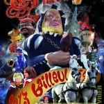 Affiche 2013 du Carnaval de Bailleul -