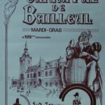 Affiche 1978 du Carnaval de Bailleul -