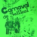 Affiche 1980 du Carnaval de Bailleul -