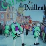Affiche 1985 du Carnaval de Bailleul -