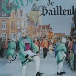 Affiche 1987 du Carnaval de Bailleul -