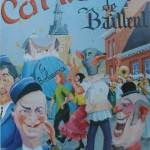 Affiche 1991 du Carnaval de Bailleul -