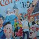 Affiche 1992 du Carnaval de Bailleul -