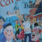 Affiche 1993 du Carnaval de Bailleul -