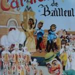 Affiche 1994 du Carnaval de Bailleul -
