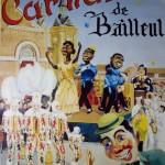 Affiche 1995 du Carnaval de Bailleul -