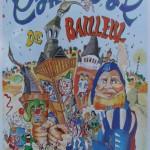 Affiche 1996 du Carnaval de Bailleul -