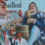 Affiche 1997 du Carnaval de Bailleul -