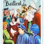 Affiche 1999 du Carnaval de Bailleul -