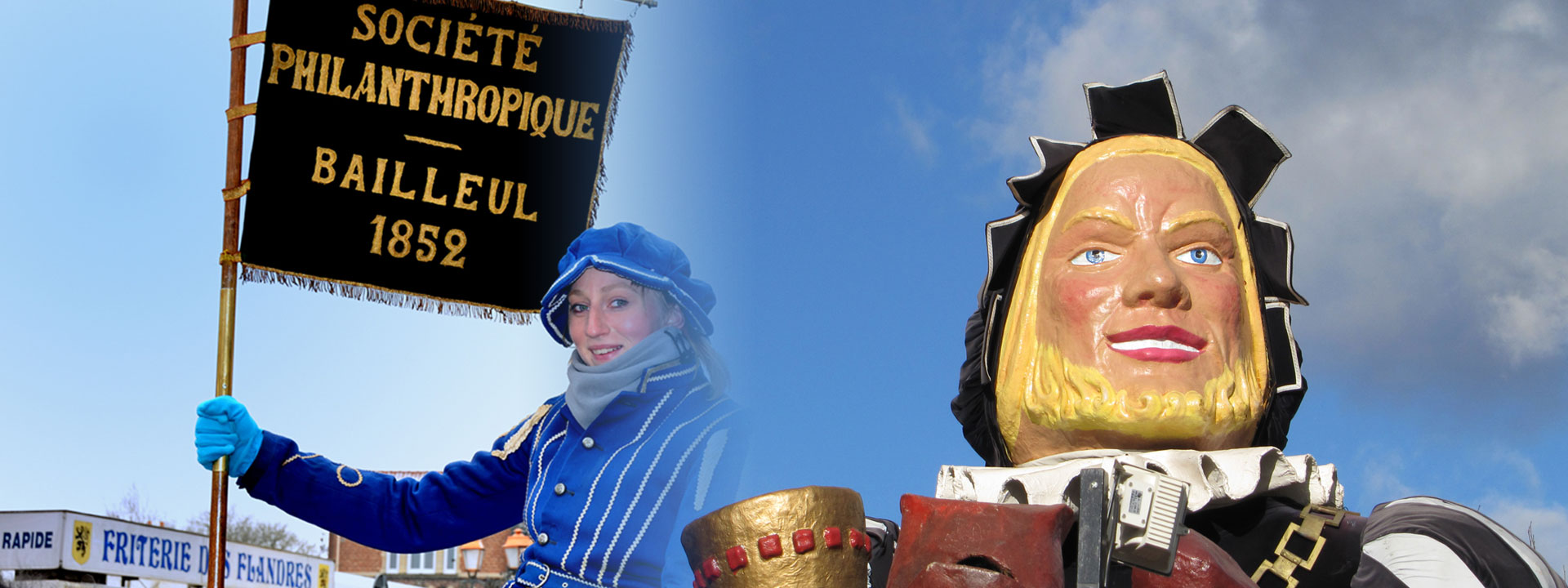 Bienvenue sur le site de la Société Philanthropique du Carnaval de Bailleul