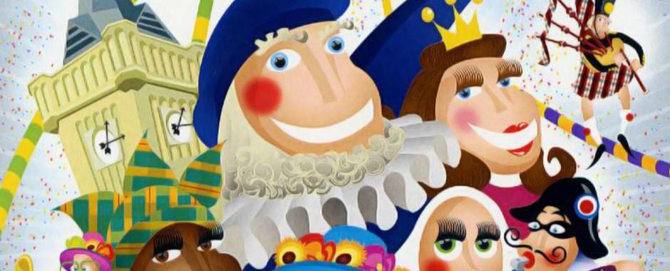 Concours d'affiche du Carnaval de Bailleul