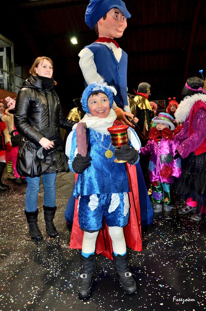 Le lundi – Le carnaval des enfants