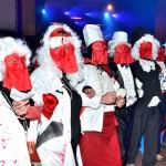 Lundi soir – Le concours de masque et d'intrigue -