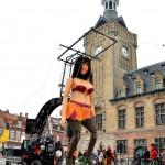 Cortège du Mardi Gras Carnaval dans la tradition -
