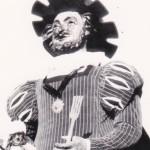 Géant Gargantua 2 du Carnaval de Baileul 1921 -