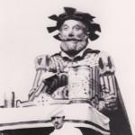 Géant Gargantua 3 du Carnaval de Bailleul 1947 -