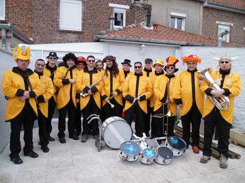 Groupes locaux carnaval de Bailleul - Les Indépendants
