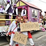 Samedi après midi – Le Carnaval fait un tour dans les hameaux -