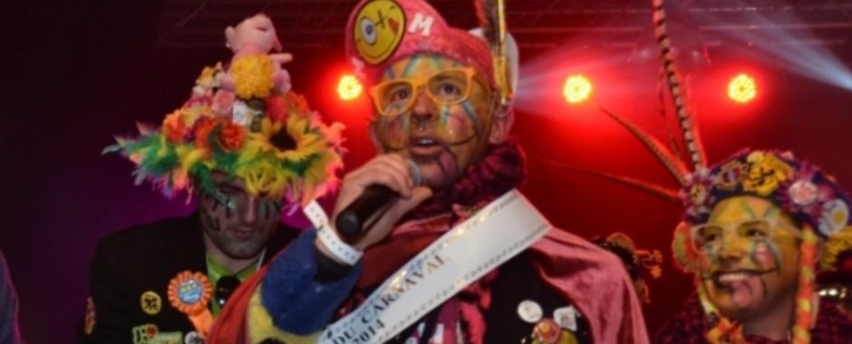 Election du Prince du Carnaval de Bailleul