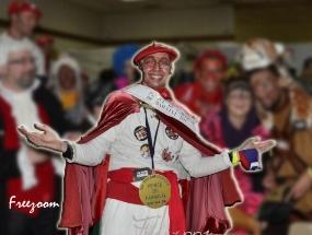 Romain Guiraud - Prince du Carnaval 2015