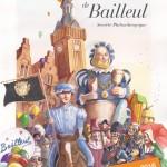 Affiche 2016 du Carnaval de Bailleul -