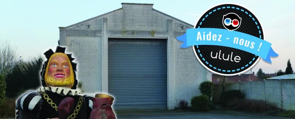 Rénovation du hangar