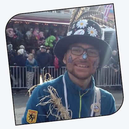 Alexis Parein - Un prince Parein du carnaval de Bailleul