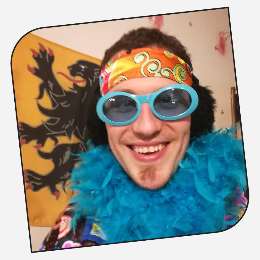Cyril Petitprez - Carnavaleux un jour, carnavaleux toujours