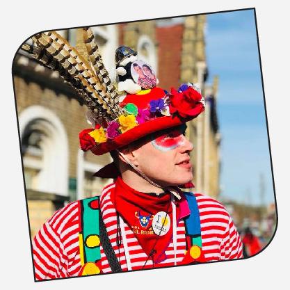 Paul Swyndauw - Avec polo au carnaval on ne boit pas que de l'eau