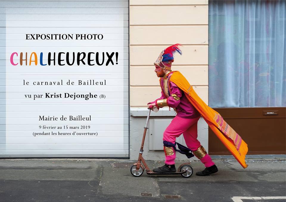 Exposition Photo - Krist DEJONGHE