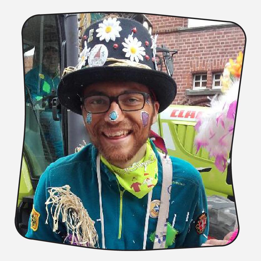 Alexis Parein - Pour les grands comme les plus petits, avec Alexis le carnaval sera réussi !!!
