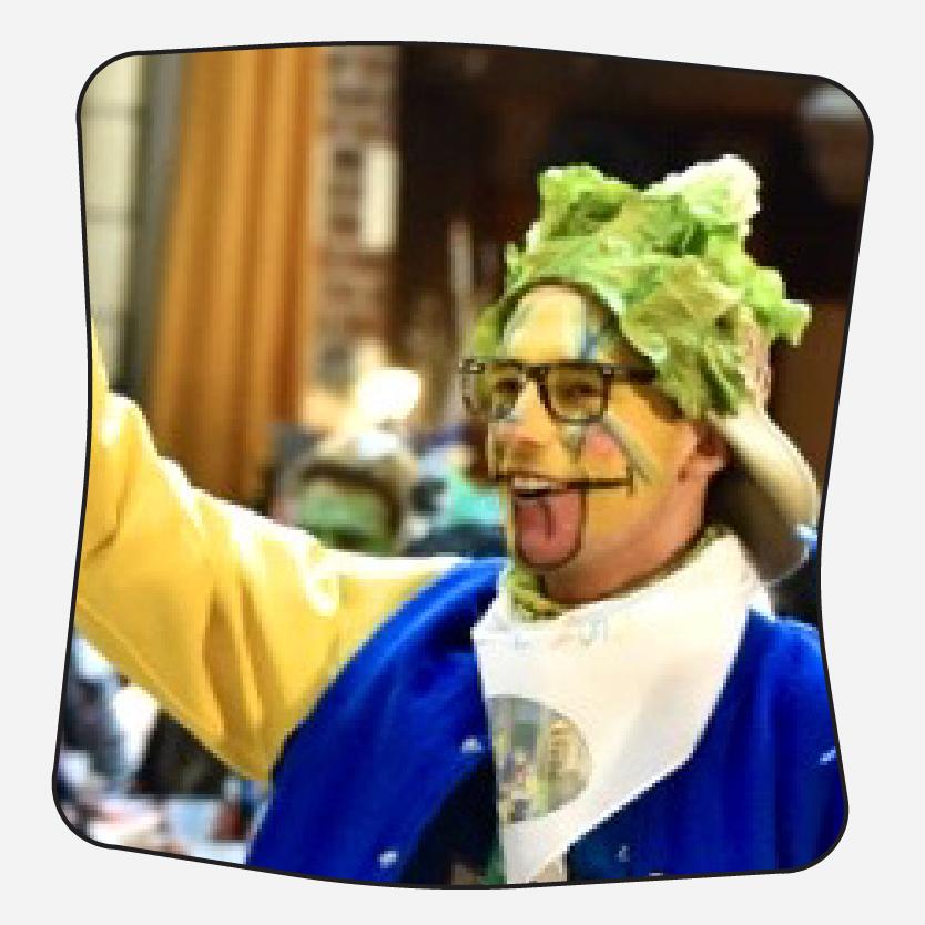 Simon Brunelle - Moi c'est monsieur salade